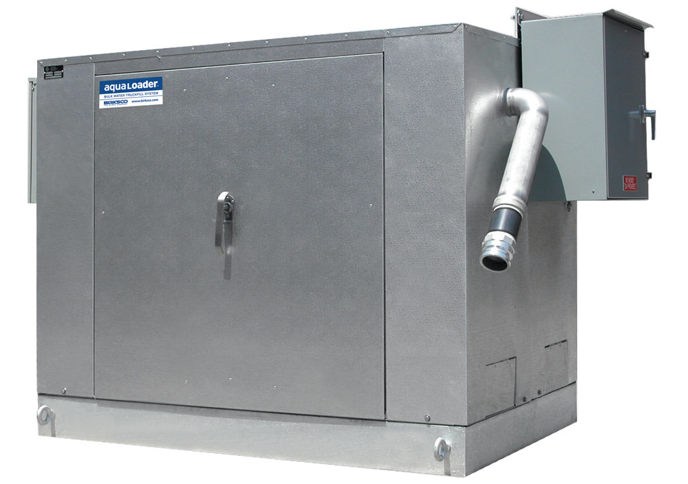 TFS-3-M3 Single Outlet Commercial Bulk Water Dispensing Station