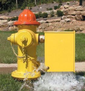 Automatic Flushing